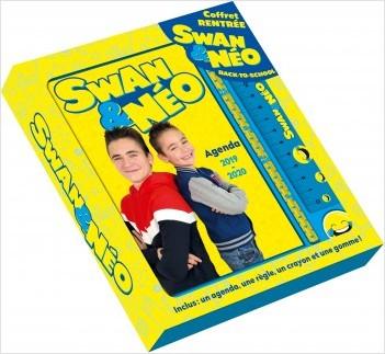 Swan & Néo - Coffret rentrée back-to-school