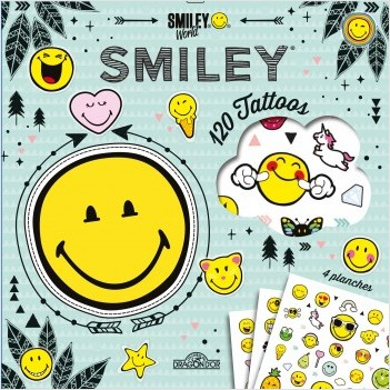 Smiley - 120 tattoos