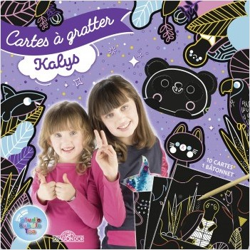 Studio Bubble Tea - Cartes à gratter - Kalys