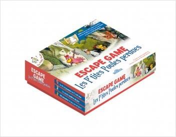 Les P'tites Poules - Escape game - Les P'tites Poules perdues