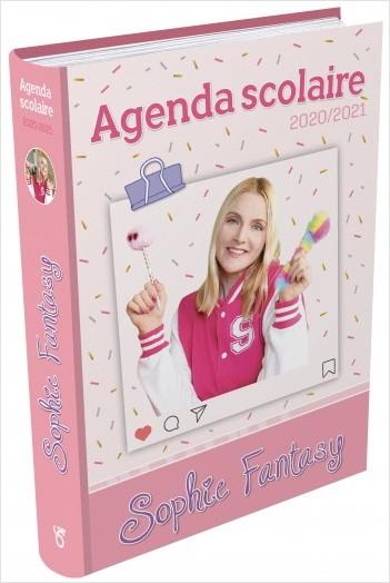 Sophie Fantasy - Agenda 2020-2021