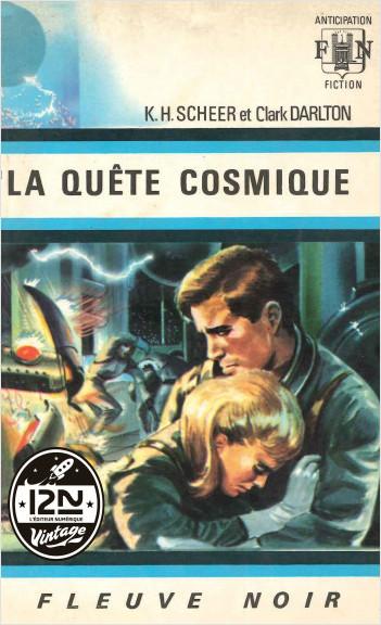 Perry Rhodan n°07 - La Quête cosmique