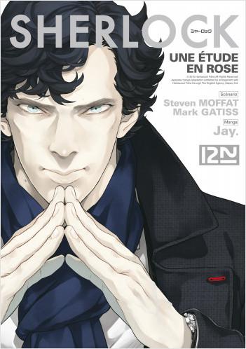 Sherlock - épisode 1 : Une étude en rose
