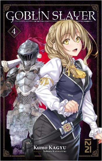 Goblin Slayer (Light Novel) - tome 04