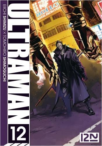Ultraman - tome 12