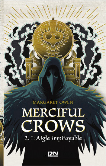 Merciful Crows - Tome 2 : Le faucon infidèle