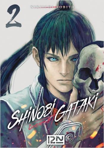 Shinobi Gataki - Tome 02