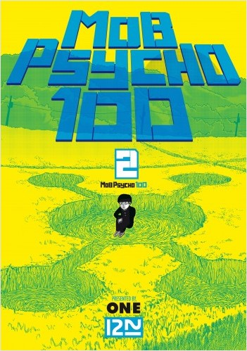 Mob Psycho 100 - tome 02