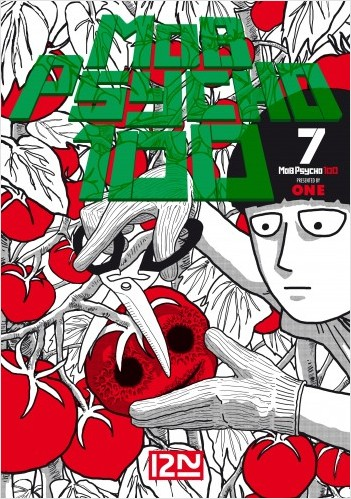 Mob Psycho 100 - tome 07