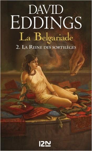 La Belgariade - tome 2 : La Reine des sortilèges