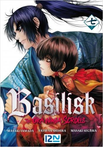 BASILISK - The Ôka Ninja Scrolls - Tome 7