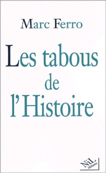 Les tabous de l'Histoire