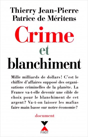 Crime et blanchiment