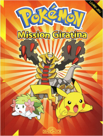 Pokémon - Mission Giratina