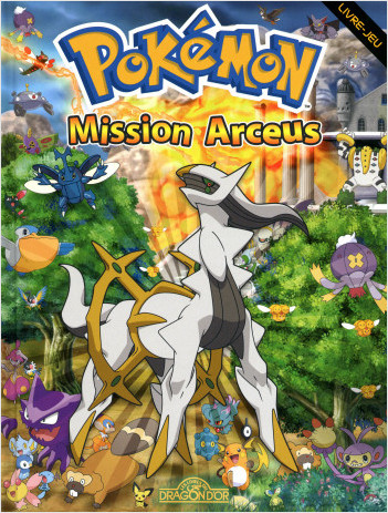 Pokemon - Mission Arceus