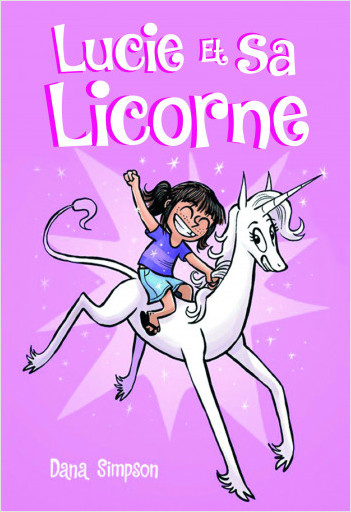 Lucie et sa licorne