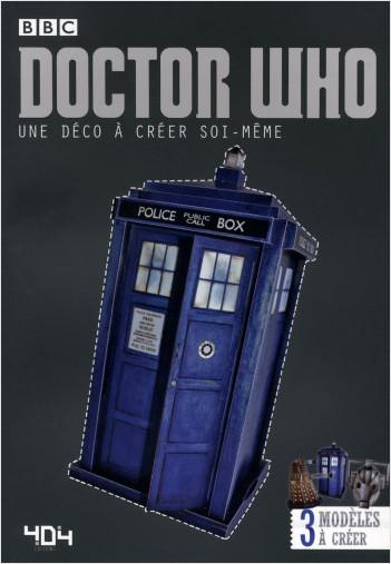Papertoy Doctor Who - Une déco à créer soi-même