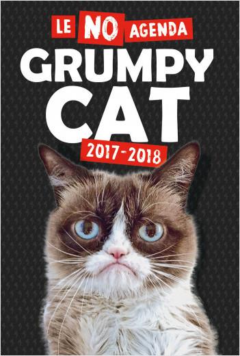Agenda Grumpy Cat 2017-2018