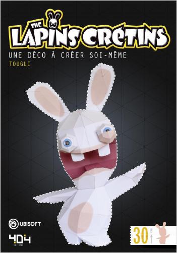 Papertoy Les Lapins Crétins - Une déco à créer soi-même