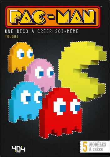 Papertoy Pac-man - Une déco à créer soi-même