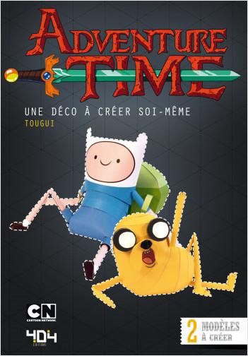 Papertoy Adventure Time - Une déco à créer soi-même
