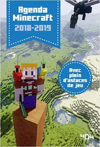 Agenda Minecraft 2018-2019